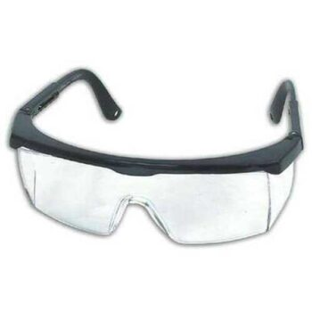 Transparent Safety Goggles Total Brand TSP301