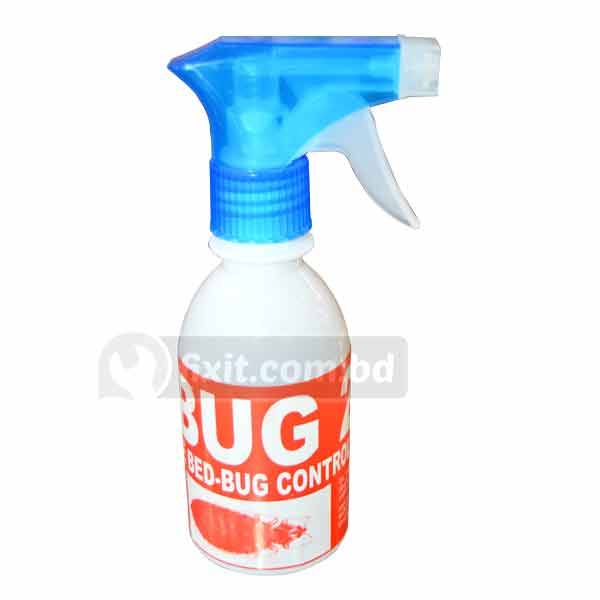 250 ml Bed-Bug Control Spray (Spray on Bed to remove Bed Bugs)