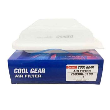 Denso Cool Gear Air Filter 0100 For TOYOTA
