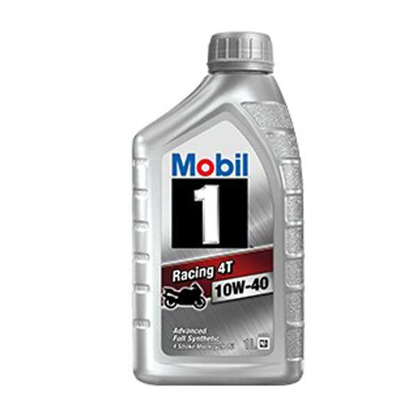 1 Liter Advanced Multigrade Synthetic Four-Stroke Motorcycle Engine Oil