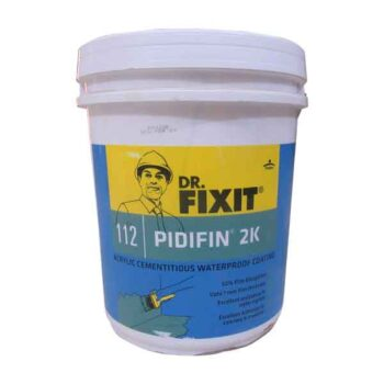 21 kg Water Proofing Pidifin 2K Powder Dr Fixit Brand