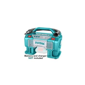 20V Lithium-Ion Auto Air Compressor Total Brand TACLI2 002  (Without Battery & Charger)