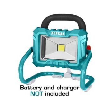20V Li-Ion Work Lamp ( Without Battery and charger) Total Brand TFLI2002