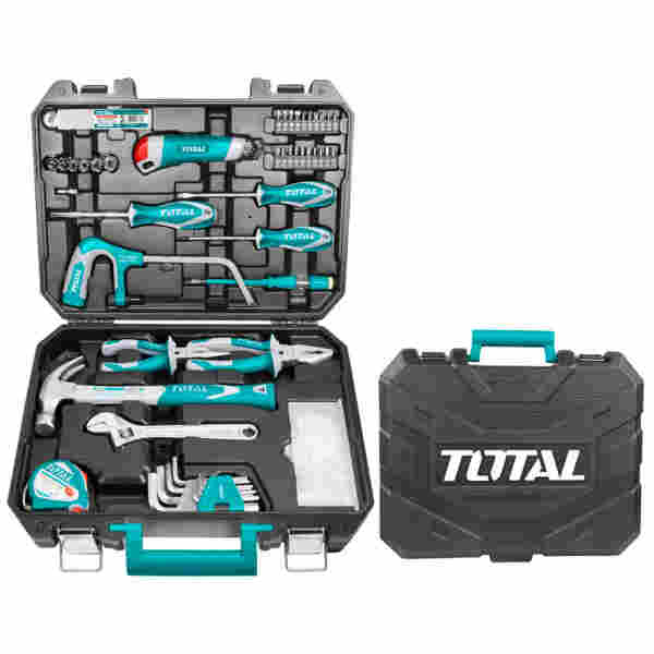 117 pcs Tool Set Total Brand THKTHP21176