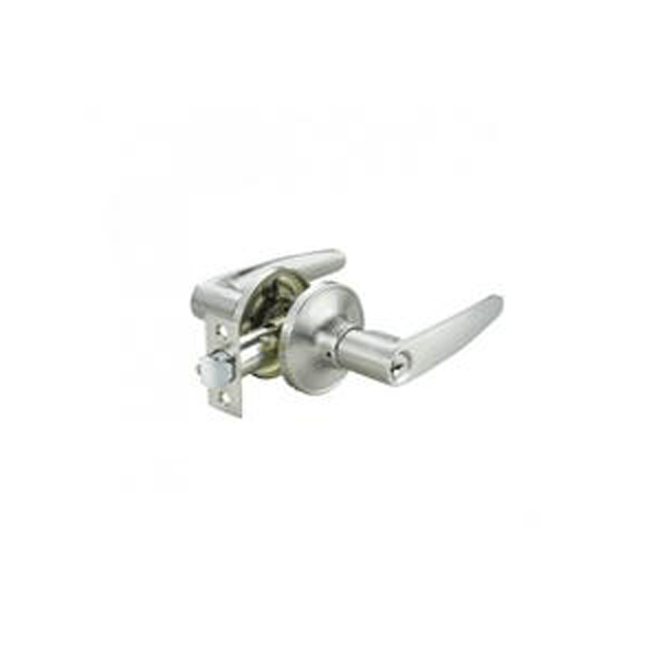 Silver Color (without key) Lever Door Handle Lock Yale Brand VL5342 US15