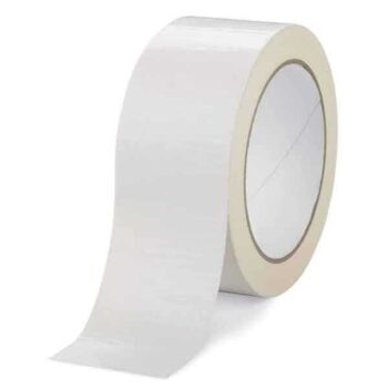 2 Inch x 0.50 mm White Color Duct Tape SOMITAPE Brand