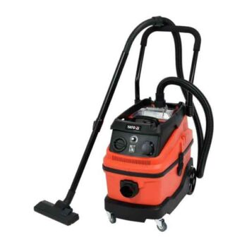 1600W 30L Power & Gasoline Tools Vacuum Cleaner for Workshops Yato Brand YT-85715