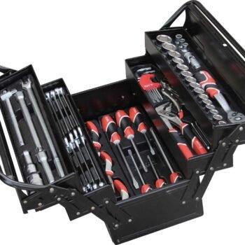 64pcs Professional Steel Tool Box Yato Brand YT-38950