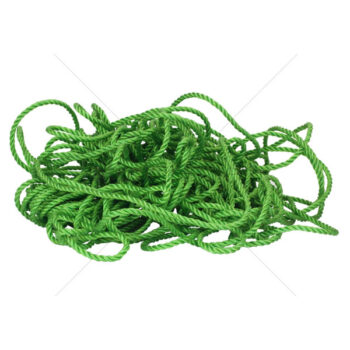 Green Color Plastic Cloth Nylon Rope For Household Use - fixit.com.bd