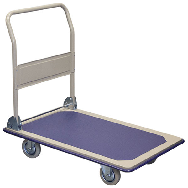 150kg Steel Metal Foldable Platform Trolley For Lifting Heavy Weight - fixit