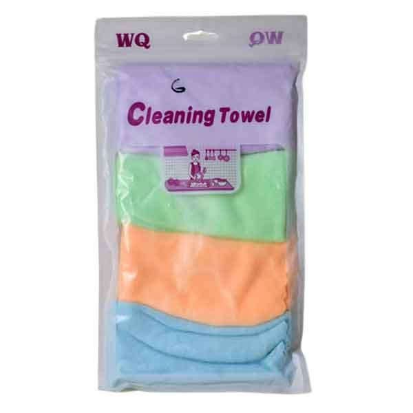 Microfiber Cleaning and Washing Towel For Multiple Surfaces - fixit.com.bd
