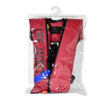 Red Color Heavy Life Jacket - Personal Flotation Device - fixit.com.bd