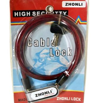 Zhonli Bicycle Cable Lock