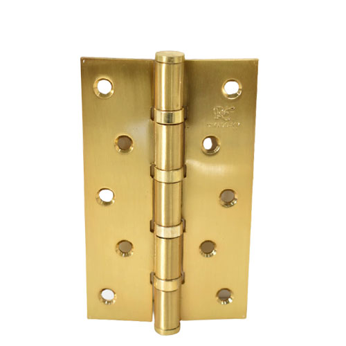 5x3 Inch x3mm Golden Color Iron Hinge - Best Price in BD - fixit.com.bd