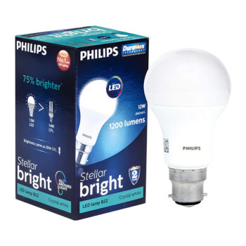Best Price For 12w A60 LED Bulb Philips Brand in BD - fixit.com.bd
