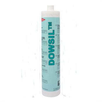 310ml High Temperature Clear Color Silicone Sealant - Best Price in BD
